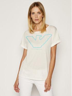 Emporio Armani Underwear Emporio Armani Underwear T-Shirt 164340 0P255 00110 Biały Regular Fit