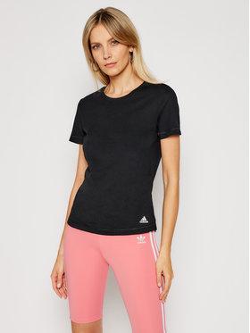 adidas adidas T-shirt W Prime FL8782 Noir Slim Fit