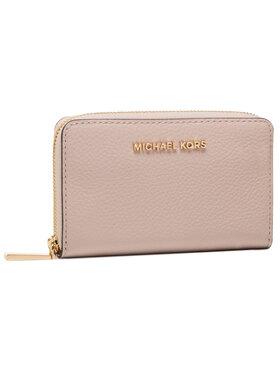 MICHAEL Michael Kors MICHAEL Michael Kors Nagy női pénztárca Jet Set 34H9GJ6D0L Rózsaszín