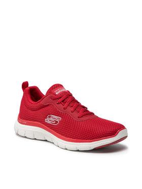 Skechers Skechers Παπούτσια Flex Appeal 4.0 149303/RED Κόκκινο