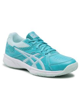 Asics Asics Обувки Court Slide Clay Gs 1044A006 Зелен