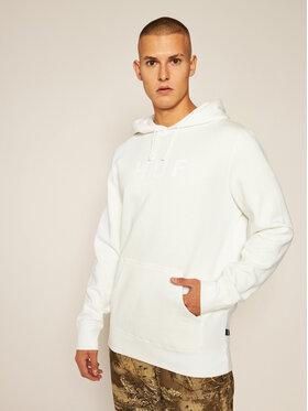 HUF HUF Džemperis Essentials Og Logo PF00099 Smėlio Regular Fit
