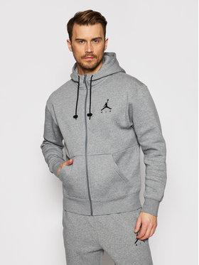 Nike Nike Bluză Jordan Jumpman Air CK6679 Gri Standard Fit