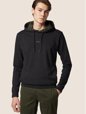 Boss Boss Sweatshirt WMac 50416005 Schwarz Regular Fit