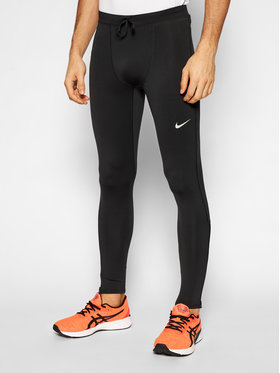Nike Nike Legginsy Challenger CZ8830 Czarny Tight Fit