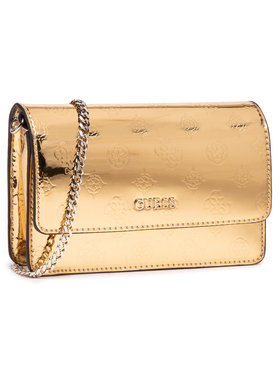 Guess Guess Handtasche Walk Of Fame (PG) Evening HWPG79 76780 Goldfarben