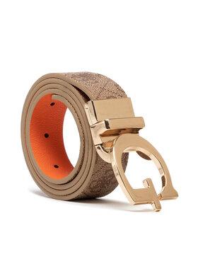 Guess Guess Dámský pásek Alisa Belts BW7498 VIN30 Oranžová