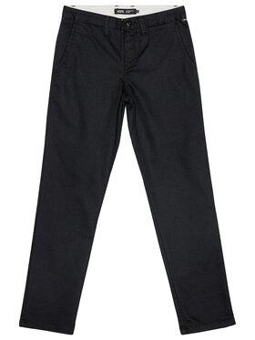 Vans Vans Spodnie materiałowe By Authentic Chino VN0A36ML Czarny Slim Fit