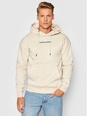 Jack&Jones Jack&Jones Bluza Marco 12192830 Beżowy Relaxed Fit