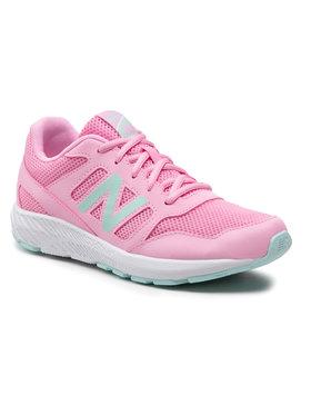 New Balance New Balance Sneakersy YK570PB2 Różowy