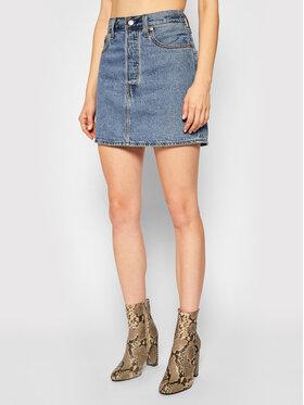 Levi's® Levi's® Gonna di jeans Ribcage 27889-0001 Blu scuro Regular Fit