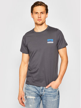 Columbia Columbia T-Shirt Rapid Ridge Back Graphic EM0405 Grau Regular Fit