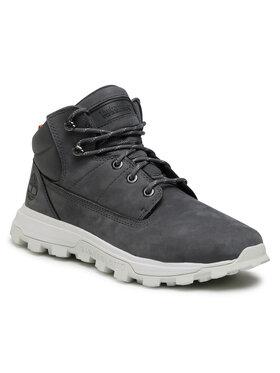 Timberland Timberland Chaussures de trekking Treeline Mid TB0A27Q70331 Gris