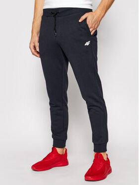 4F 4F Pantaloni da tuta NOSH4-SPMD001 Blu scuro Regular Fit