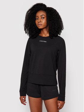 Calvin Klein Underwear Calvin Klein Underwear Džemperis 000QS6702E Juoda Regular Fit
