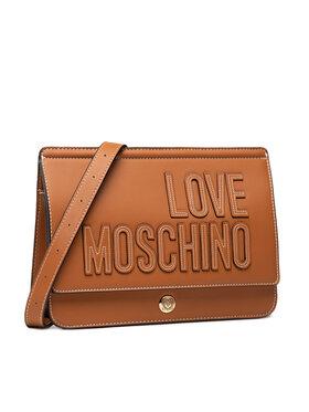 LOVE MOSCHINO LOVE MOSCHINO Torebka JC4179PP1DLH0200 Brązowy