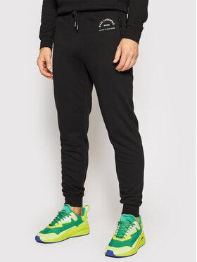 KARL LAGERFELD KARL LAGERFELD Jogginghose Sweat Pants 705092 511910 Schwarz Regular Fit