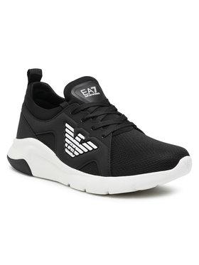EA7 Emporio Armani EA7 Emporio Armani Sneakers X8X056 XCC56 00002 Nero