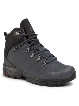 Salomon Salomon Trekingová obuv Outback 500 Gtx GORE-TEX 406924 27 G0 Sivá