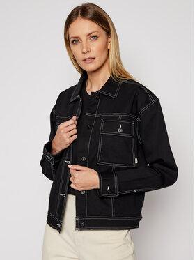 Vans Vans Farmer kabát In The Know Jac VN0A47U7 Fekete Regular Fit