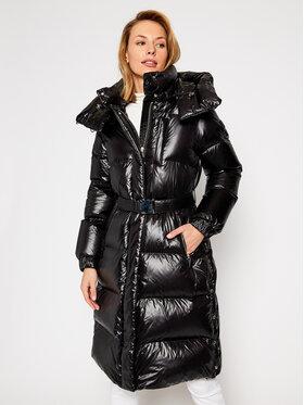 Woolrich Woolrich Pernata jakna Aliquippa CFWWOU0284FRUT1702 Crna Regular Fit