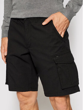 Only & Sons Only & Sons Pantaloncini di tessuto Mike 22019487 Nero Regular Fit