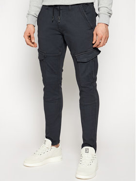 Pepe Jeans Pepe Jeans Joggers kalhoty Jared PM211420 Šedá Regular Fit