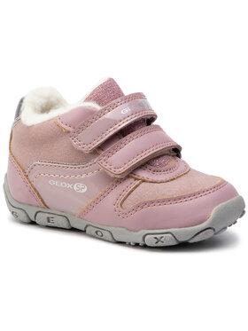 Geox Sneakersy B Balu' G. B B942ZB 05402 C8360 Ružová