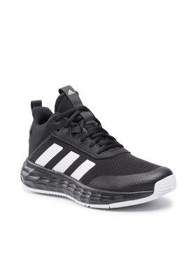 adidas adidas Batai Ownthegame 2.0 K H01558 Juoda
