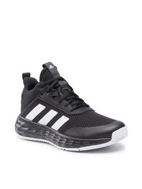 adidas adidas Обувки Ownthegame 2.0 K H01558 Черен