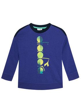Diadora Diadora Sweatshirt Jb. Sweatshirt Crew Diadora Club 102.177125 Bleu marine Comfort Fit