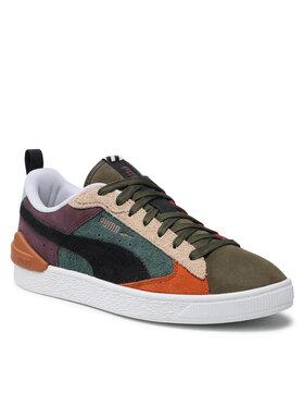 Puma Puma Sneakersy Suede Bloc WTFormstripe 381184 02 Béžová