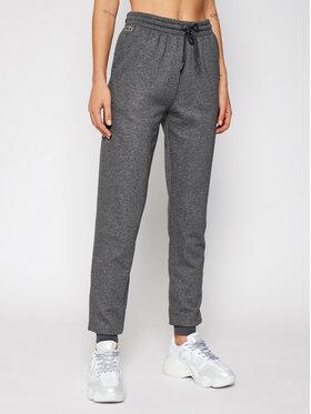 Lacoste Lacoste Teplákové nohavice XF3168 Sivá Regular Fit