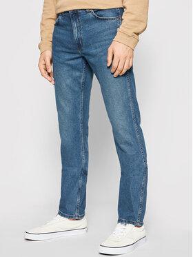 Wrangler Wrangler Jeans Greensboro W15QU8372 Blu scuro Regular Fit
