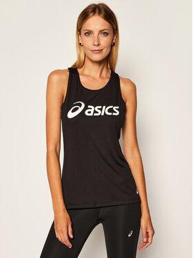 Asics Asics Technikai póló Silver 2012A468 Fekete Regular Fit