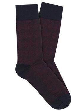 Vistula Vistula Κάλτσες Ψηλές Ανδρικές Flander XZ0577 Μπορντό