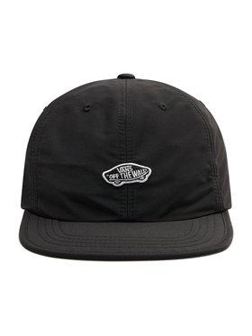 Vans Vans Kepurė su snapeliu Packed Hat VN0A3Z91BLK1 Juoda