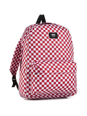 Vans Vans Plecak Old Skool III B Czerwony