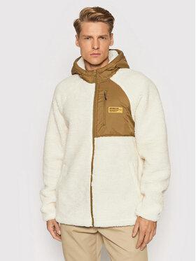 Vans Vans Polár kabát World Code VN0A5KDY Bézs Regular Fit