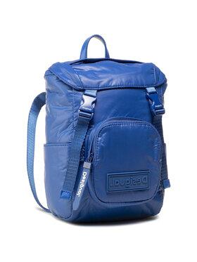 Desigual Desigual Plecak 21SAKA26 Niebieski
