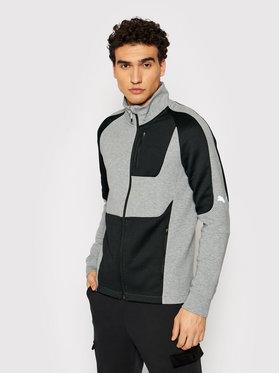 Puma Puma Sweatshirt Evostripe Track 583466 Gris Slim Fit