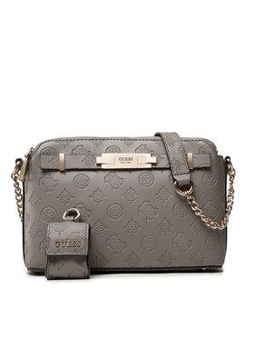 Guess Guess Дамска чанта Bea HWVS81 32150 Сив
