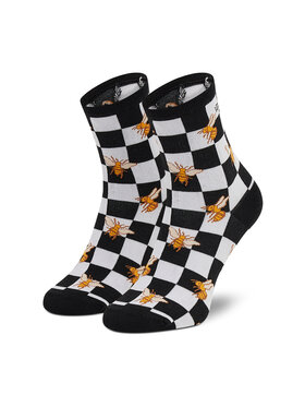 Vans Vans Чорапи дълги дамски Shinner VN0A49ZCYZT1 r. 36.5/41 Черен