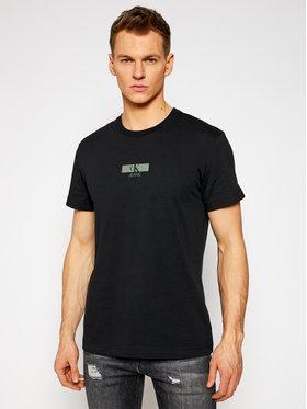 Calvin Klein Jeans Calvin Klein Jeans Tricou J30J317492 Negru Regular Fit