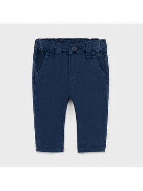 Mayoral Mayoral Pantalon en tissu 595 Bleu marine Regular Fit