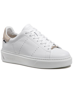 Woolrich Woolrich Sneakersy WFW211.510.2120 Bílá