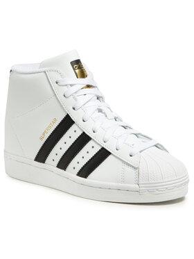 adidas adidas Chaussures Superstar Up W FW0118 Blanc