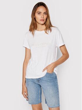 Marc O'Polo Marc O'Polo T-Shirt 107 2100 51345 Biały Regular Fit