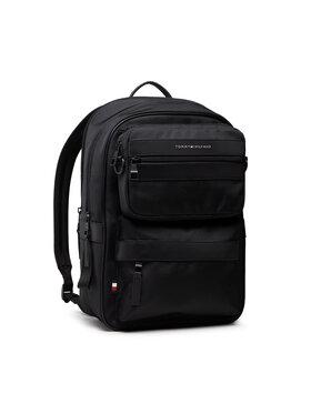 Tommy Hilfiger Tommy Hilfiger Σακίδιο Elevated Nylon 3 In 1 Backpack AM0AM07581 Μαύρο
