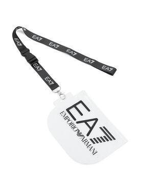 EA7 Emporio Armani EA7 Emporio Armani Étui cartes d'identité 276177 1A907 02499 Blanc